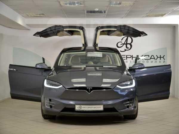 Tesla Model X, 2017 год, 7 800 000 руб.