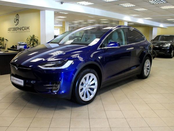 Tesla Model X, 2018 год, 8 990 000 руб.