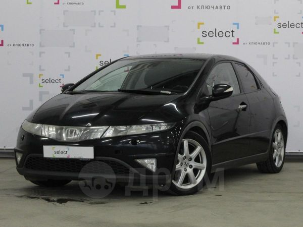 Honda Civic, 2008 год, 371 250 руб.