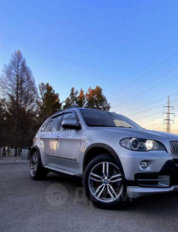BMW X5, 2008 год, 1 250 000 руб.