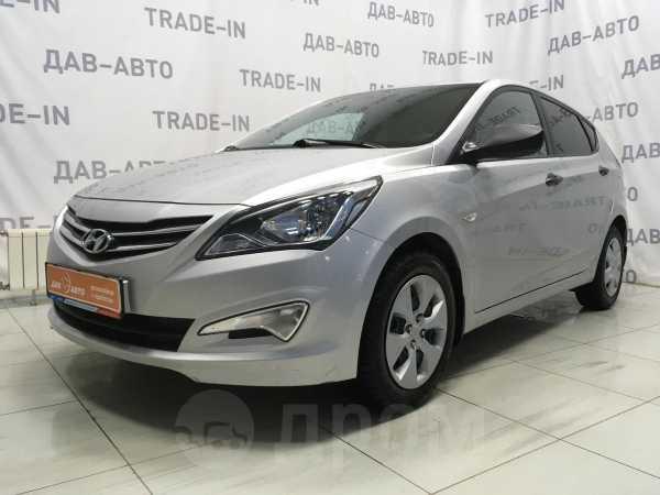 Hyundai Solaris, 2016 год, 569 800 руб.