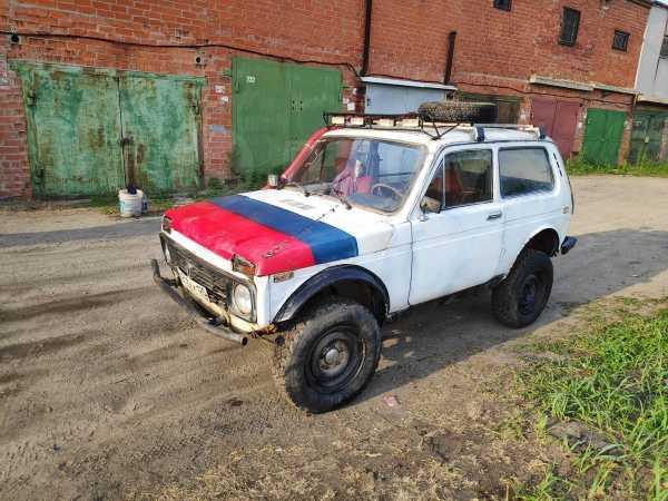 Лада 4x4 2121 Нива, 1996 год, 45 000 руб.