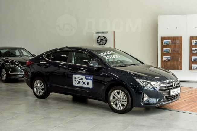 Hyundai Elantra, 2019 год, 1 372 500 руб.