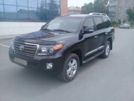 Челябинск Land Cruiser 2014