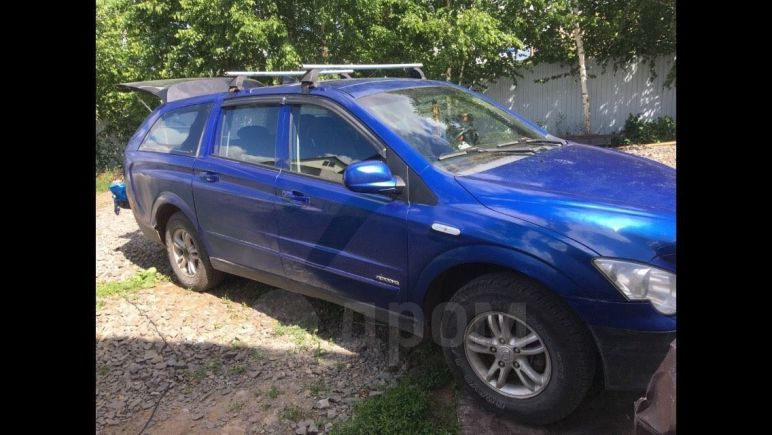SsangYong Actyon Sports, 2008 год, 310 000 руб.
