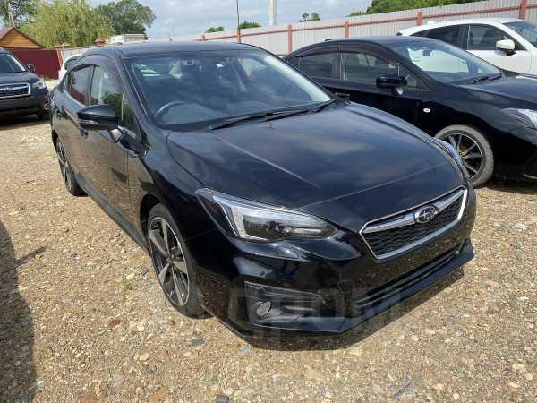 Subaru Impreza, 2018 год, 1 033 000 руб.