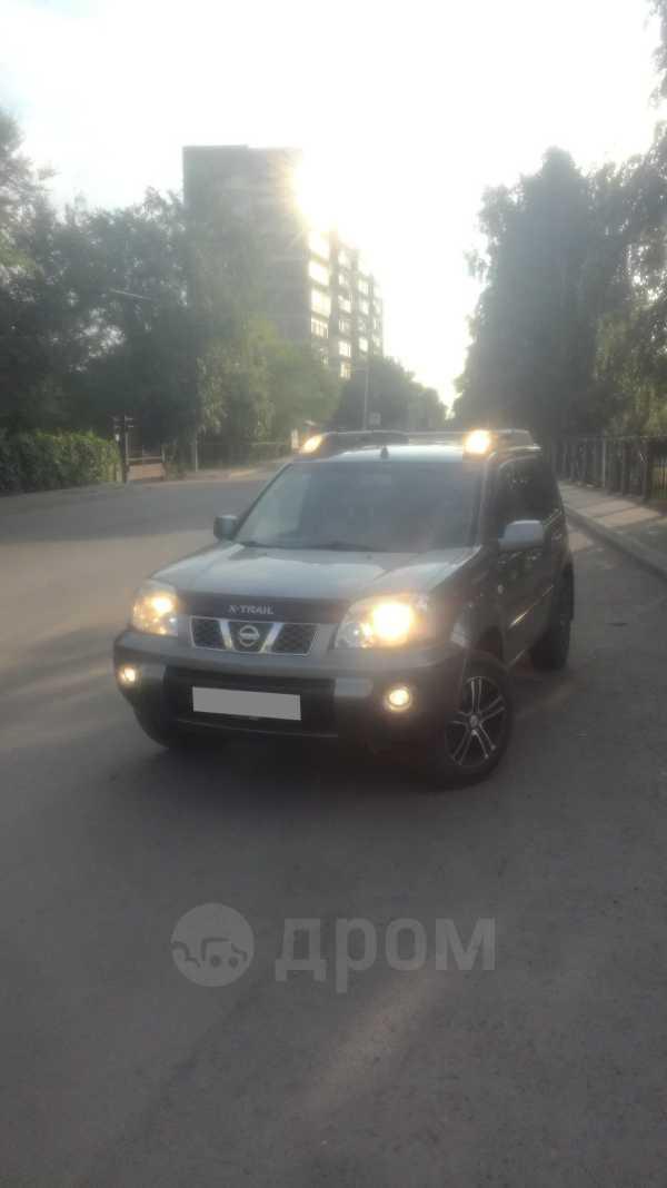 Nissan X-Trail, 2006 год, 555 000 руб.