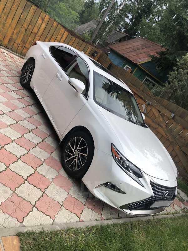 Lexus ES250, 2017 год, 2 100 000 руб.