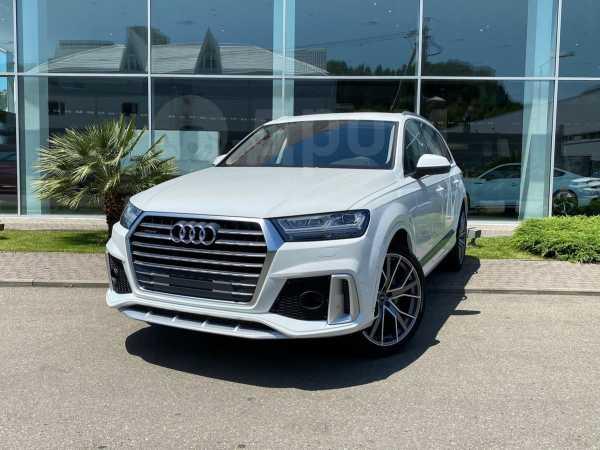Audi Q7, 2019 год, 4 970 000 руб.