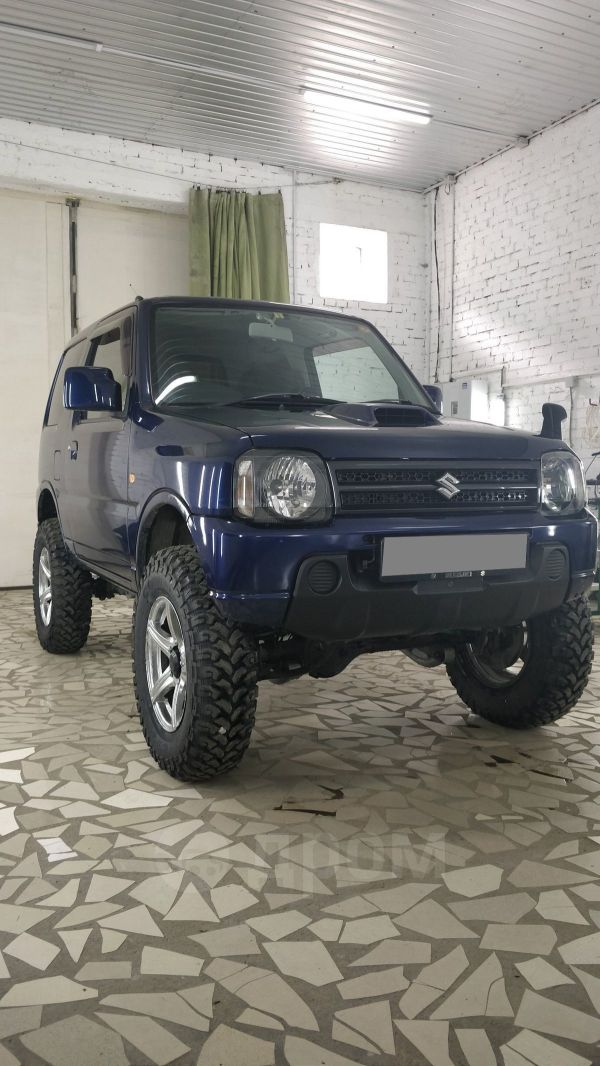 Suzuki Jimny, 2012 год, 630 000 руб.