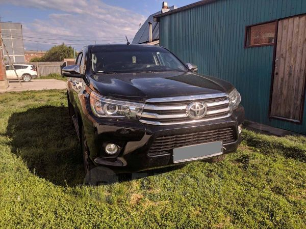 Toyota Hilux Pick Up, 2016 год, 1 830 000 руб.
