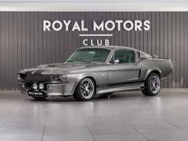 Москва Mustang 1967