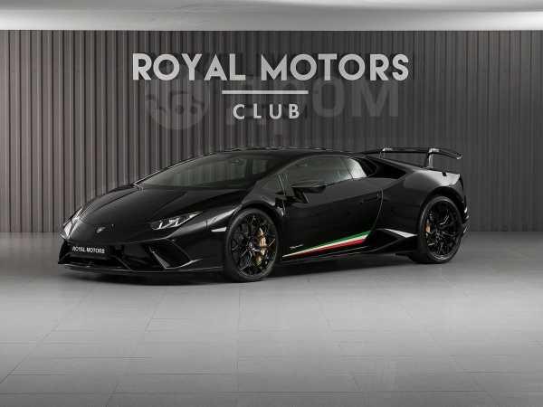 Lamborghini Huracan, 2017 год, 18 900 000 руб.