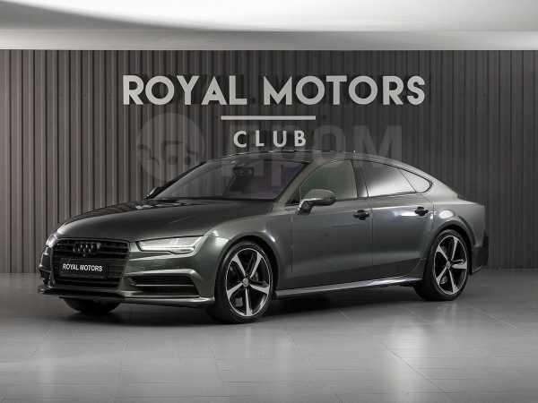 Audi S7, 2015 год, 2 900 000 руб.