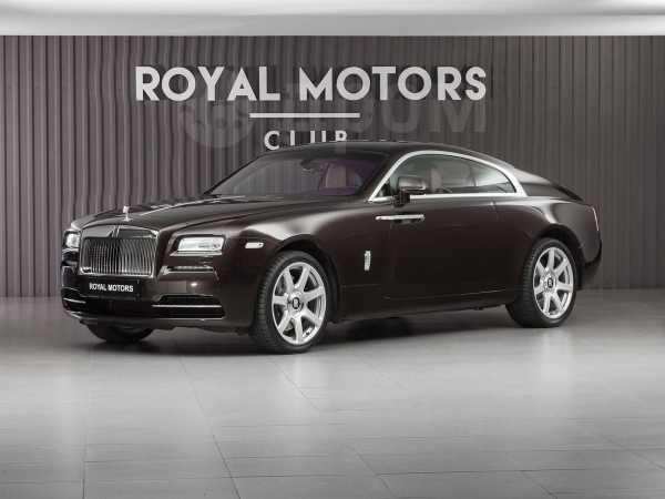 Rolls-Royce Wraith, 2014 год, 11 500 000 руб.