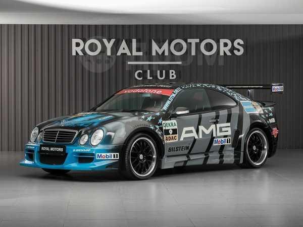 Mercedes-Benz CLC-Class, 2000 год, 1 990 000 руб.
