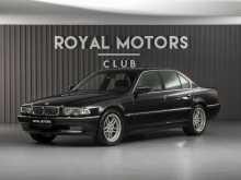 Москва BMW 7-Series 2001