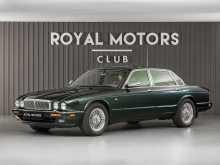 Москва Jaguar XJ 1995