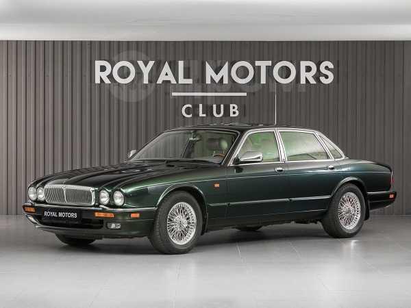 Jaguar XJ, 1995 год, 1 990 000 руб.