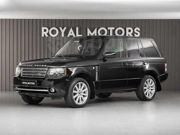 Land Rover Range Rover, 2012 год, 1 170 000 руб.