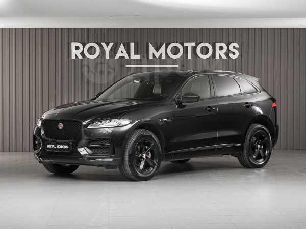Jaguar F-Pace, 2017 год, 2 997 000 руб.