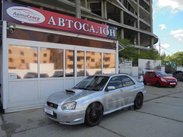Subaru Impreza, 2003 год, 490 000 руб.