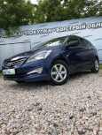 Hyundai Solaris, 2016 год, 480 000 руб.
