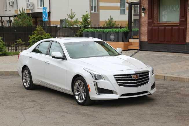 Cadillac CTS, 2016 год, 1 995 000 руб.
