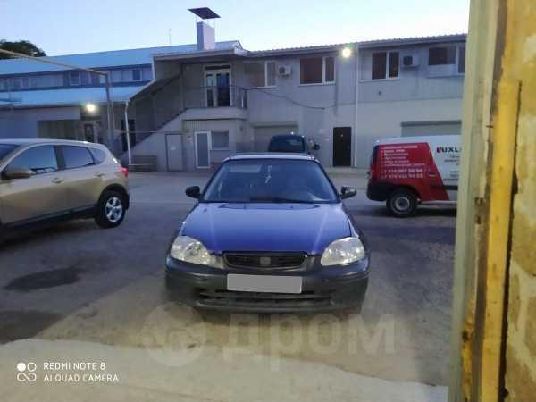 Honda Civic, 1998 год, 137 000 руб.