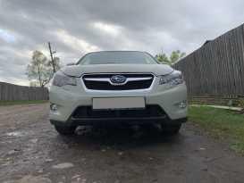 Ванино Subaru XV 2014