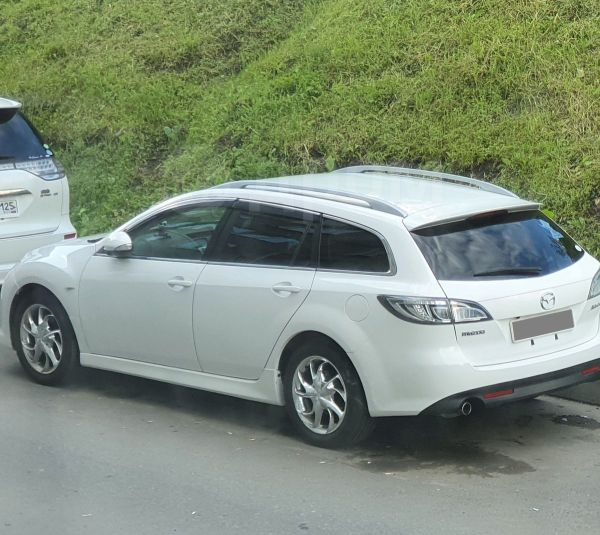 Mazda Atenza, 2008 год, 390 000 руб.