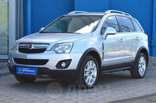 Opel Antara, 2012 год, 639 000 руб.