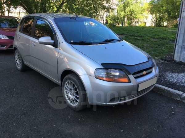 Chevrolet Aveo, 2006 год, 160 000 руб.