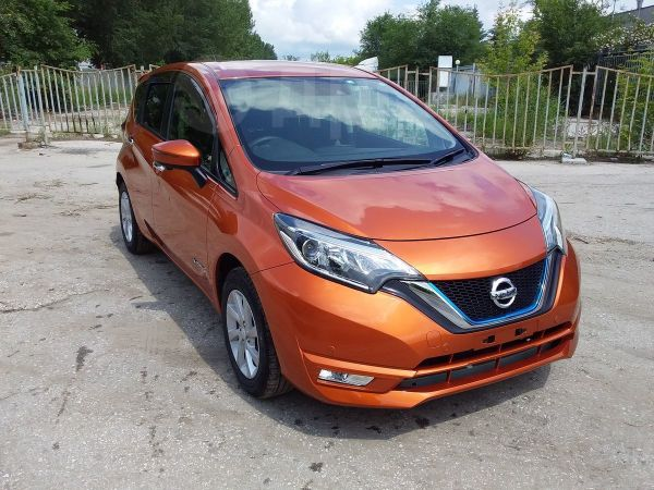 Nissan Note, 2018 год, 800 000 руб.