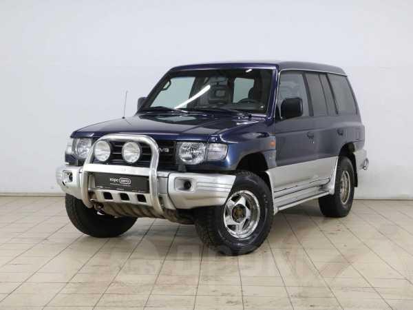 Mitsubishi Pajero, 1999 год, 279 000 руб.