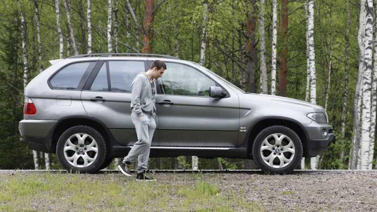 BMW X5, 2005 год, 730 000 руб.