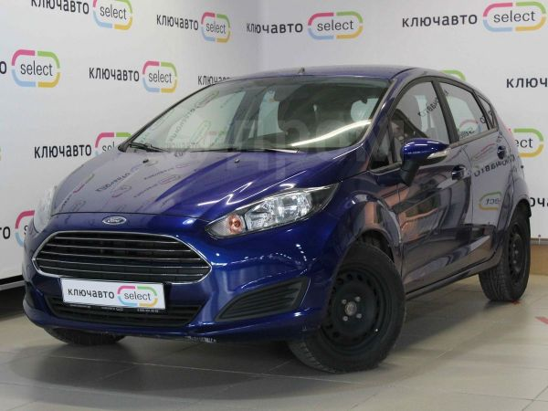 Ford Fiesta, 2016 год, 539 700 руб.