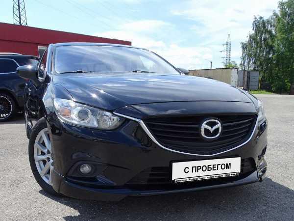 Mazda Mazda6, 2014 год, 1 030 000 руб.