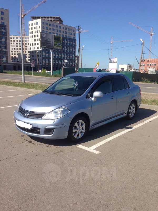 Nissan Tiida, 2010 год, 440 000 руб.