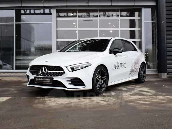 Mercedes-Benz A-Class, 2019 год, 2 400 000 руб.