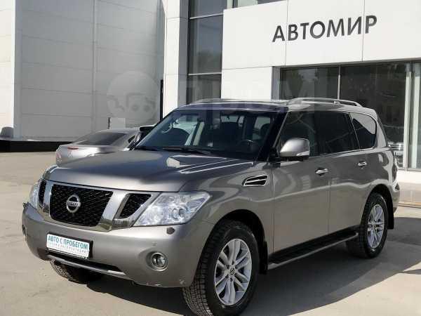 Nissan Patrol, 2010 год, 1 105 000 руб.