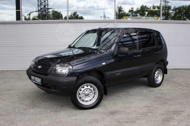 Chevrolet Niva, 2006 год, 182 000 руб.
