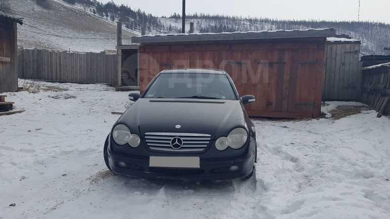 Mercedes-Benz C-Class, 2003 год, 250 000 руб.