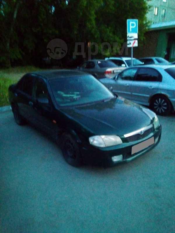 Mazda 323, 1999 год, 160 000 руб.