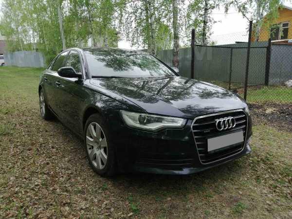 Audi A6, 2012 год, 1 100 000 руб.
