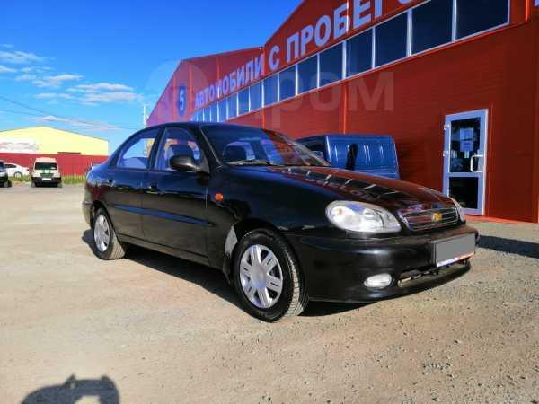 Chevrolet Lanos, 2009 год, 174 000 руб.