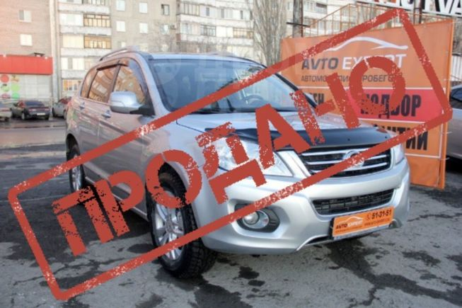 Great Wall Hover H6, 2014 год, 599 998 руб.