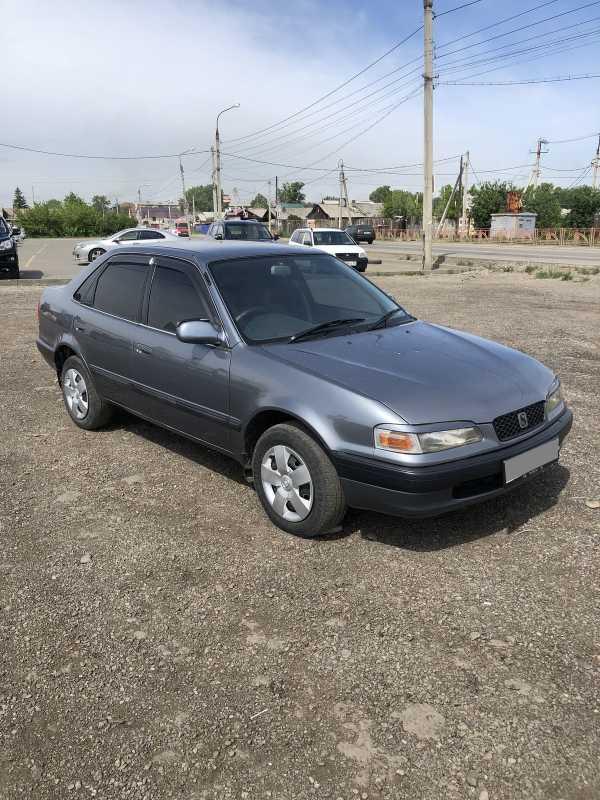 Toyota Sprinter, 1996 год, 215 000 руб.