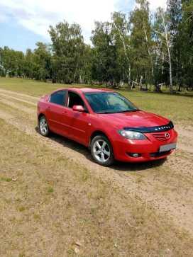 Завьялово Mazda3 2004