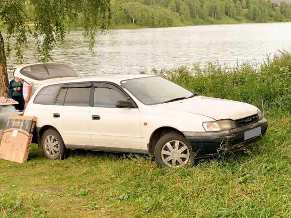 Toyota Caldina, 1995 год, 145 000 руб.